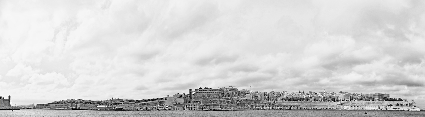 Image of panoramic view of Valetta